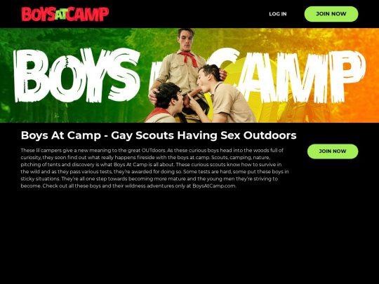 BoysAtCamp