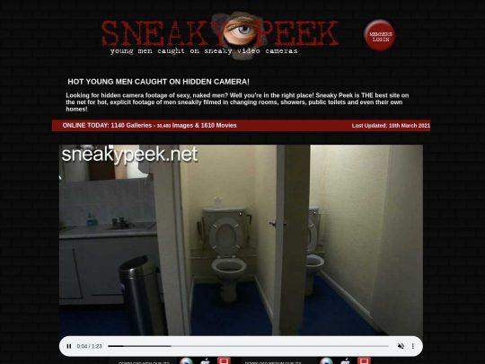 SneakyPeek